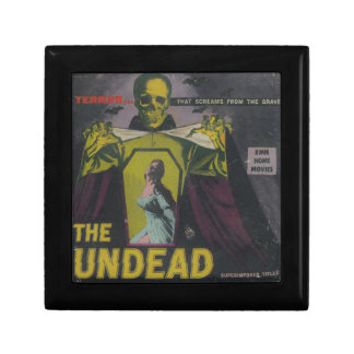 The Undead Zombie Movie Gift Box