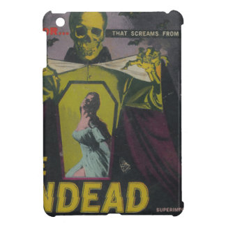 The Undead Zombie Movie iPad Mini Cover