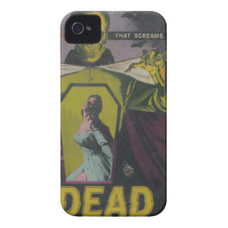 The Undead Zombie Movie iPhone 4 Case-Mate Cases