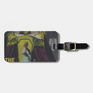 The Undead Zombie Movie Luggage Tag