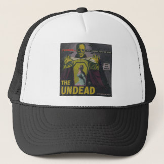 The Undead Zombie Movie Trucker Hat