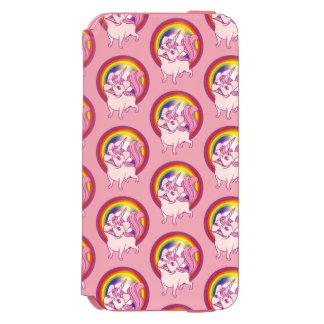 The Unicorn Frenchie Incipio Watson™ iPhone 6 Wallet Case