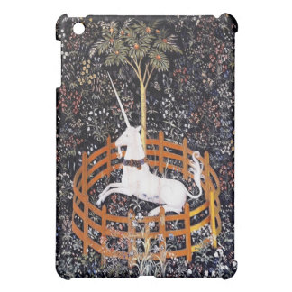 The Unicorn in Captivity iPad Mini Cover