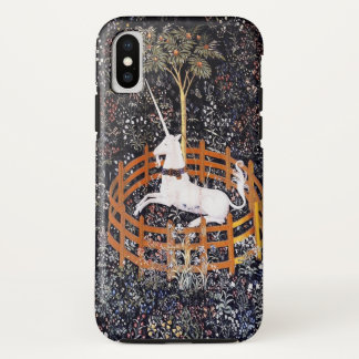 The Unicorn in Captivity iPhone X Case