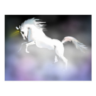 The Unicorn in the Mist Postcard