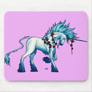 The Unicorn Lord Mouse Pad