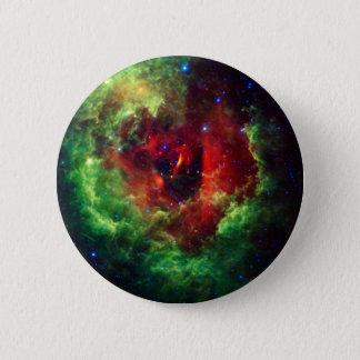 The Unicorns Rose Rosette Nebula 2 Inch Round Button