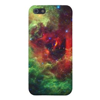 The Unicorns Rose Rosette Nebula iPhone 5 Case
