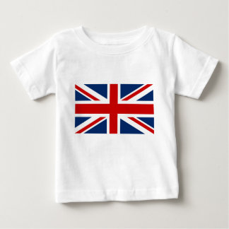 The Union Jack Flag Baby T-Shirt