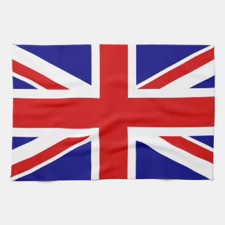 The Union Jack Flag Kitchen Towel