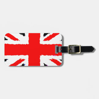 THE UNION JACK FLAG LUGGAGE TAG