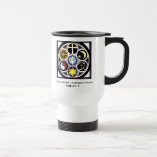 The Unitarian Universalist Church Rockford, IL Stainless Steel Travel Mug