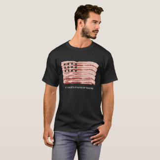 The United States of Bacon T-Shirt