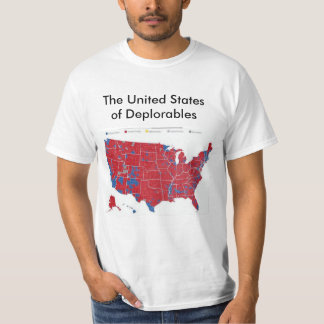 The United States of Deplorables T-Shirt