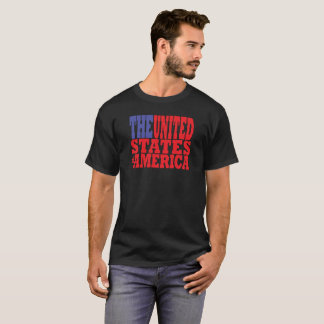 THE UNITED STATES T-SHIRT