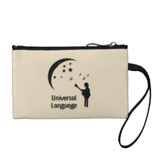 The Universal Language Coin Purse
