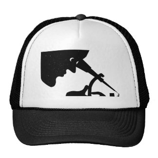 The Universe Coming To Know Itself_Larger.ai Trucker Hat