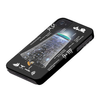 The Universe iPhone 4 Case