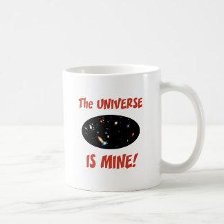 The Universe Is Mine Mug