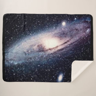 The Universe Sherpa Blanket