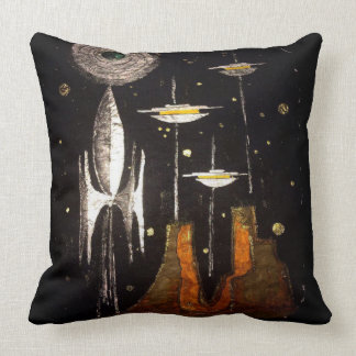 the Universe Throw Pillow