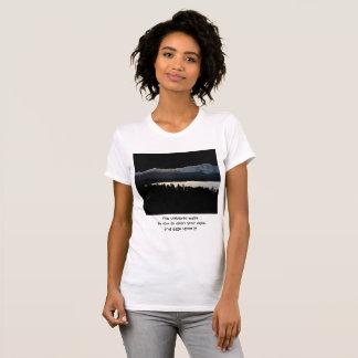 The Universe Waits T-Shirt