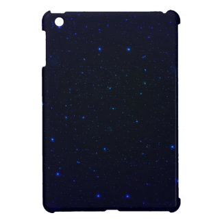 The Universe with Blue Stars Case For The iPad Mini