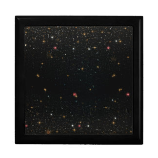 The Universe with Multicolor Stars Gift Boxes