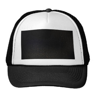 The Universe with White Stars Trucker Hat