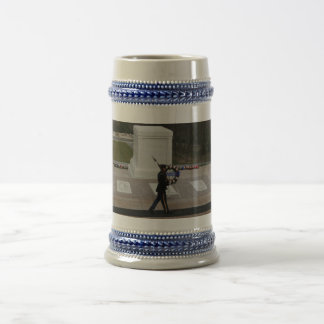 The Unknown Soldier Beer Stein