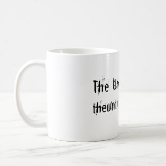 The Untitled Show Mug