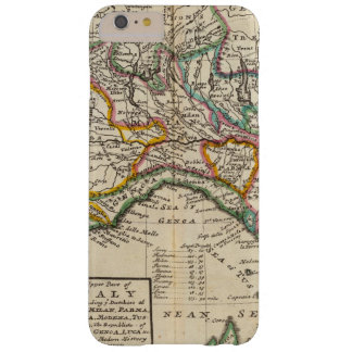 The upper part of Italy Barely There iPhone 6 Plus Case