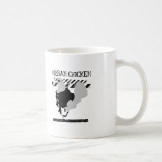 The Urban Chicken Coffee Mug