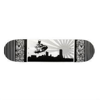 The Urban Skater Skateboard Deck