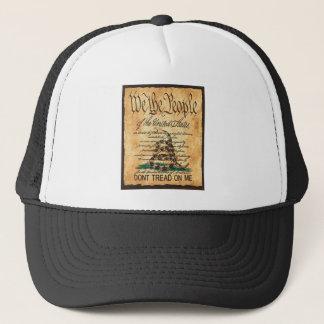 The US Constitution is Not Subversive Trucker Hat
