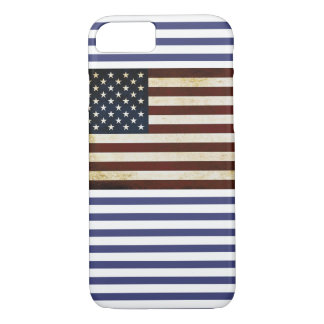 The US Flag iPhone 8/7 Case