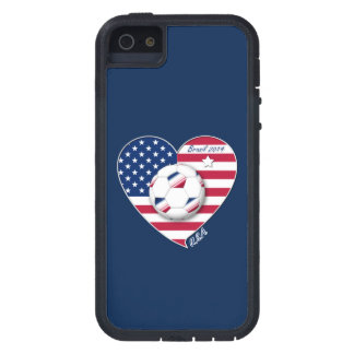 The USA National Soccer Team Soccer of the United  iPhone 5 Covers