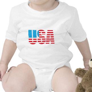 The USA Romper