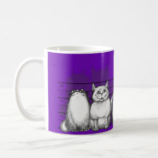 The Usual Pussy Coffee Mug