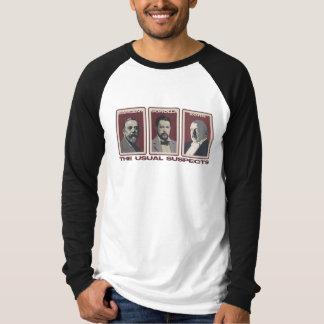 The Usual Suspects Long Sleeve Raglan T-Shirt