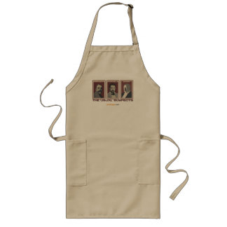 The Usual Suspects Painting Apron