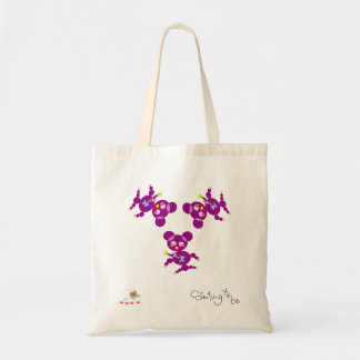 The utsudei chi yo it is dense the heart insect tote bag