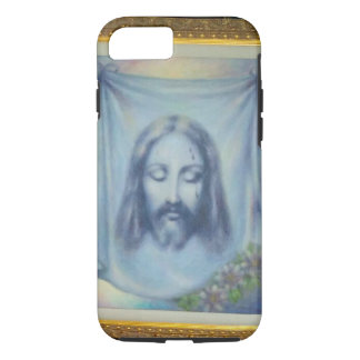 The vail of jesus. iPhone 8/7 case