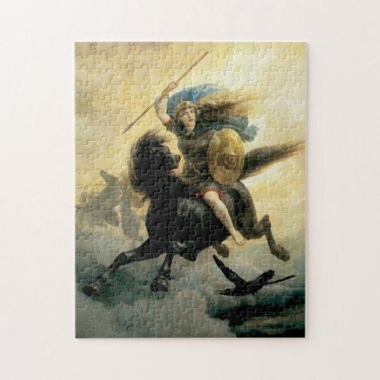 The Valkyrie Jigsaw Puzzle