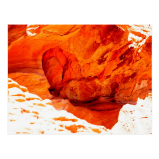 The Valley Of Fire Postcard