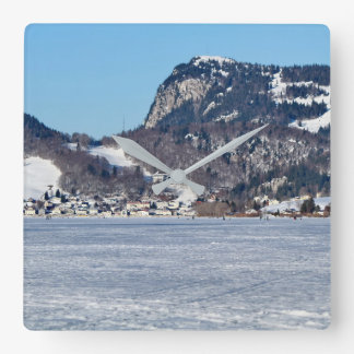 The valley of Joux in the Canton of Vaud Clocks