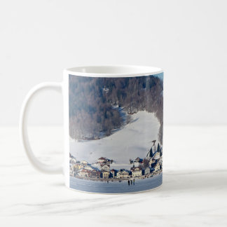 The valley of Joux in the Canton of Vaud Coffee Mug