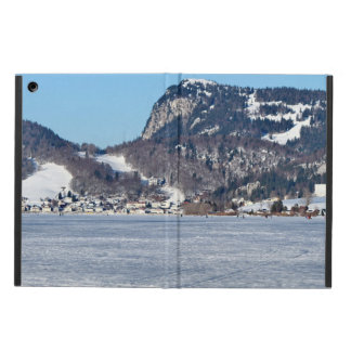 The valley of Joux in the Canton of Vaud Cover For iPad Air
