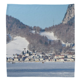 The valley of Joux in the Canton of Vaud Head Kerchief