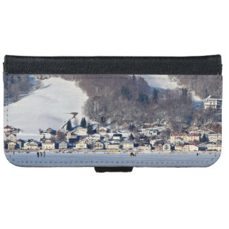 The valley of Joux in the Canton of Vaud iPhone 6 Wallet Case